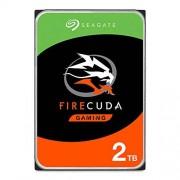 Seagate HDD Fire Cuda SSHD ST2000DX002 Harde schijf, 2000 GB