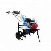 Motocultor AGT 7580 Premium cu motor HONDA GX 200 putere 6.5 CP + roti cauciuc + rarita