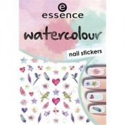 Essence Nails Nail polish Watercolour Nail Stickers No. 07 1 Stk.
