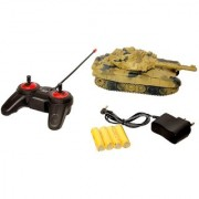 Remote Control Tank - Full Function - Rechargeable - SHOOTING MODE (Multicolor)