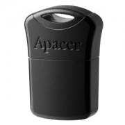 USB DRIVE, 8GB, Apacer AH116, USB2.0, Black (AP8GAH116B-1)