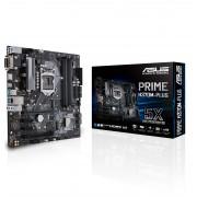 MB Asus PRIME H370M-PLUS, LGA 1151v2, micro ATX, 4x DDR4, Intel H370, S3 6x, VGA, DVI-D, HDMI, 36mj