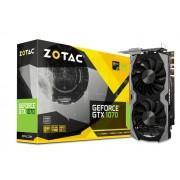 Grafička kartica GeForce GTX1070 Zotac Mini 8GB DDR5, HDMI/DVI/3xDP/256bit/ZT-P10700G-10M