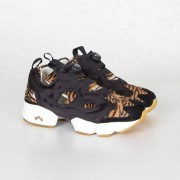 Reebok instapump fury jb Black/Gold Metallic/Chalk