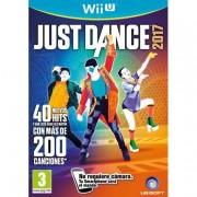 Divisa Red Sau Nintendo Wii U - Just Dance 2017