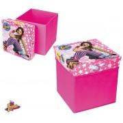 Disney Soy Luna játéktároló / ülőke