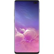Samsung - Galaxy S10+ with 1TB Memory Cell Phone Ceramic - Black (Verizon)