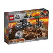 LEGO JURASSIC WORLD Le Carnotaurus et la fuite en Gyrosphère - 75929