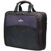 MANHATTAN 17-Inch Cologne Notebook Computer Briefcase Top Load Fits Most Widescreens (438926)