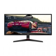 "Монитор LG 29UM69G-B, 29"" (73.025cm) IPS панел, UWHD, 5ms, 1 000 000 :1, 250 cd/m², Display Port, HDMI"