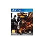 Jogo Sony Infamous Second Son Ps4 Blu-ray
