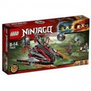 Конструктор ЛЕГО НИНДЖАГО - Пурпурен нашественик, LEGO NINJAGO, 70624