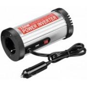 12V auf 230V Auto Spannungswandler Transverter 150W DC/AC mit USB Ausgang