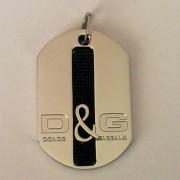 .Медальон от Медицинска Стомана 316L (DSP9436)