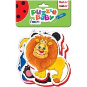 Puzzle Bebe Animale de la Zoo 18 piese Roter Kafer RK1102-04 B39017225