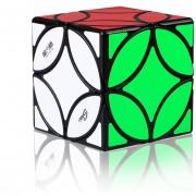 3x3x3 Cubo Mágico Tipo De Moneda Qiyi Mofangge - Negro