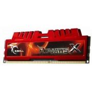 G.Skill 8GB DDR3-1333 RipjawsX 8GB DDR3 1333MHz geheugenmodule