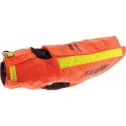 Gilet de protection CANIHUNT DOG ARMOR orange T55 V2