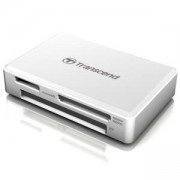 Четец за флаш карти Transcend USB 3.1 Gen 1 All-in-1 Multi Memory Card Reader for SDHC UHS-I/SDXC UHS-I/microSDHC UHS-I,TS-RDF8W2