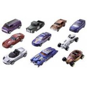 Set Hot Wheels 10 Car Pack