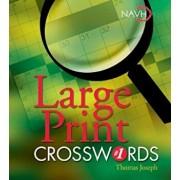 Large Print Crosswords '1, Paperback/Thomas Joseph