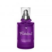 OBSESSIVE Olio massaggi ai feromoni per lei purple fun obsessive
