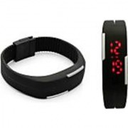 UNISEX one touch led watch