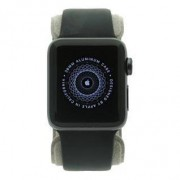 Apple Watch Series 2 carcasa de aluminiogris oscuro 38mm con con correa