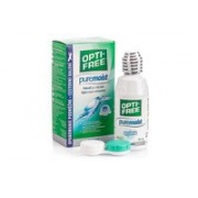 OPTI-FREE PureMoist 90 ml cu suport