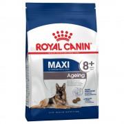 2x15kg Maxi Ageing 8+ Royal Canin ração cão