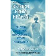 Return from Heaven by Carol Bowman