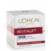 L'Oreal Dermo Revitalift нощен крем за лице и шия 50 мл.