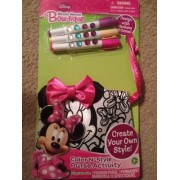 Minnie Mouse Bow-tique Color N Style Purse Activity