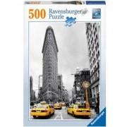 Пъзел Ravensburger 500 елемента, Ню Йорк, 701096
