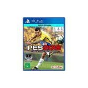 Pro Evolution Soccer PES 2018 - PS4