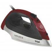 Plancha Ultraglide T-Fal Modelo FV2613X0 color Gris/Roja