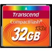 Card de Memorie Transcend Compact Flash 32GB 133X