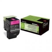 Toner LEXMARK CX410/CX510 802HK 3K MAGENTA
