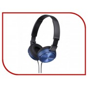 Sony Гарнитура Sony MDR-ZX310/L Blue