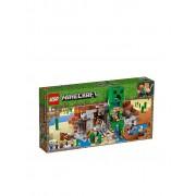 Lego Minecraft - Die Creeper Mine 21155