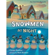 Snowmen at Night Lap Board Book/Caralyn Buehner