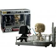 Pop! Vinyl Star Wars Movie Moments Darth Vader & Luke EXC Pop! Vinyl Figure 2-Pack