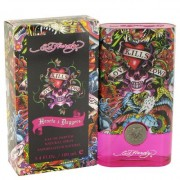 Ed Hardy Hearts & Daggers For Women By Christian Audigier Eau De Parfum Spray 3.4 Oz