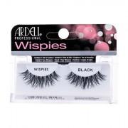 Ardell Wispies Wispies nalepovací řasy 1 ks odstín Black pro ženy