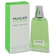 Thierry Mugler Come Together Eau De Toilette Spray (Unisex) 3.3 oz / 97.59 mL Men's Fragrances 547184