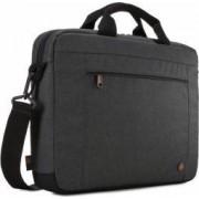 Geanta laptop Case Logic 14inch Era Attache buzunar interior 10.5inch buzunar frontal Negru