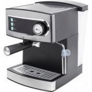 Espressor Princess 850W 1.6 L Argintiu