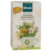 Dilmah Thee Dilmah Green Rooibos Ginger & Peppermint