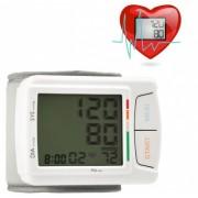 Misuratore della pressione arteriosa da polso digitale sfignomanometro