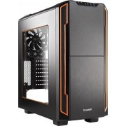 Kuciste be quiet! Silent Base 600 Window, orange